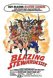 Blazing Stewardesses(1975) Poster - Movie Forum, Cast, Reviews