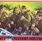 Chips Rafferty, Grant Taylor, Pat Twohill, and Joe Valli in 40,000 Horsemen (1940)