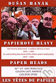 Papierove hlavy Poster