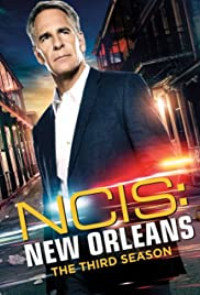 NCIS: New Orleans - Season 3: The New Girl in Town Poster
