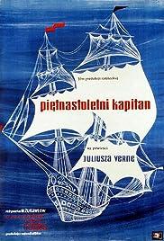 Pyatnadtsatiletniy kapitan Poster