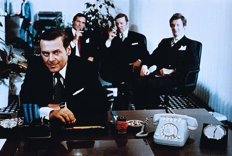 4 Gegen Die Bank 1976