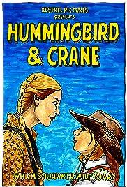 Hummingbird & Crane Poster