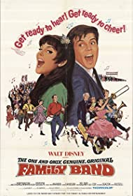 Lesley Ann Warren and John Davidson in The One and Only, Genuine, Original Family Band (1968)