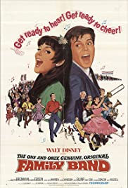The One and Only, Genuine, Original Family Band(1968) Poster - Movie Forum, Cast, Reviews