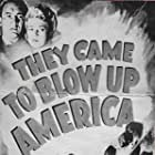 George Sanders and Anna Sten in They Came to Blow Up America (1943)
