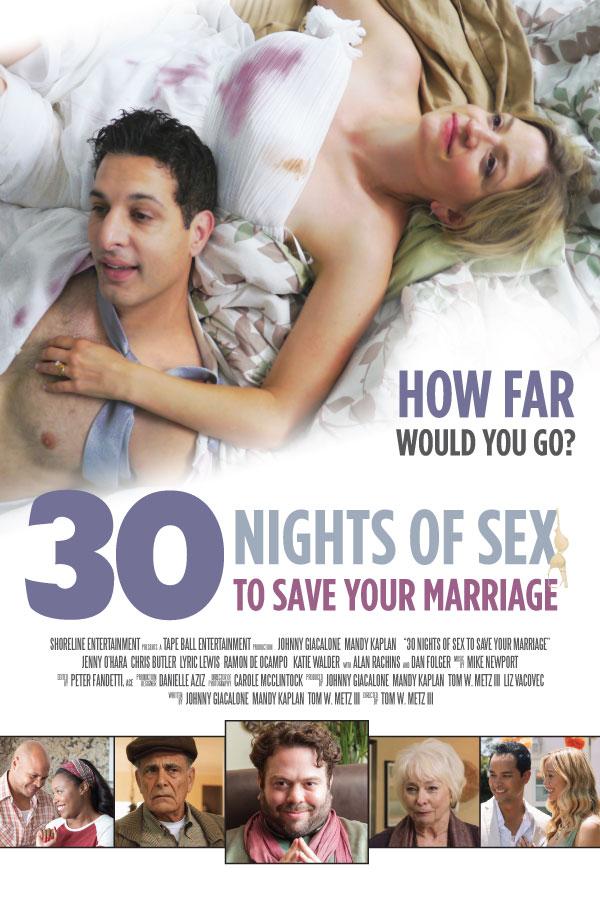 30 nocy sexu