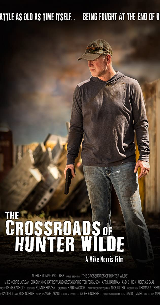 The Crossroads of Hunter Wilde (2017) Subtitles