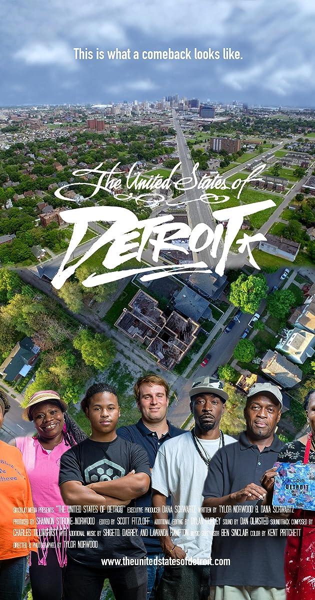 The United States of Detroit (2017) Subtitles