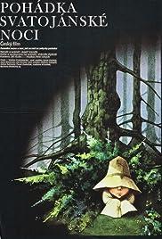 Pohádka svatojánské noci Poster