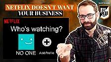 Netflix no quiere tu negocio