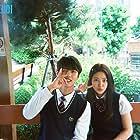 Ye-rim Kim and Hong-Seok Yang in Beullubeoseudei (2021)