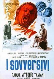 I sovversivi Poster