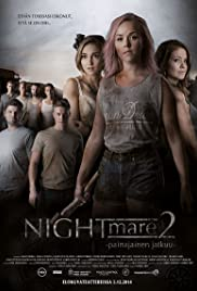 Nightmare 2: The Nightmare Continues Poster