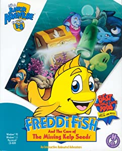 Google movies downloads Freddi Fish and the Case of the Missing Kelp Seeds [QHD]