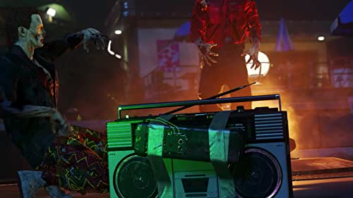 Call Of Duty: Infinite Warfare: Zombies In Spaceland