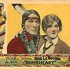 Rod La Rocque and Lillian Rich in Braveheart (1925)