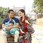 Kareena Kapoor and Salman Khan in Bajrangi Bhaijaan (2015)