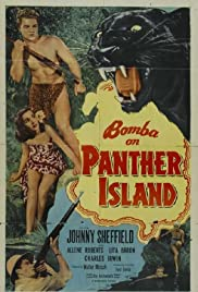 Bomba on Panther Island Poster