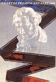 Primary photo for IV premios Goya