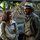 Eugenio Derbez and Isabela Merced in Dora and the Lost City of Gold (2019)