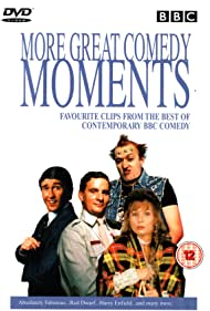 Chris Barrie, Steve Coogan, Adrian Edmondson, and Jennifer Saunders in More Great Comedy Moments (2003)