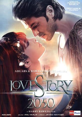 Love Story 2050 (2008) Hindi Movie 720p HDRip 950MB Download