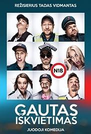Filmas Gautas iškvietimas (2016)