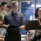 Gary Sinise, Alana De La Garza, and Daniel Henney in Criminal Minds: Beyond Borders (2016)