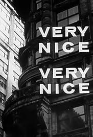 Very Nice, Very Nice(1961) Poster - Movie Forum, Cast, Reviews