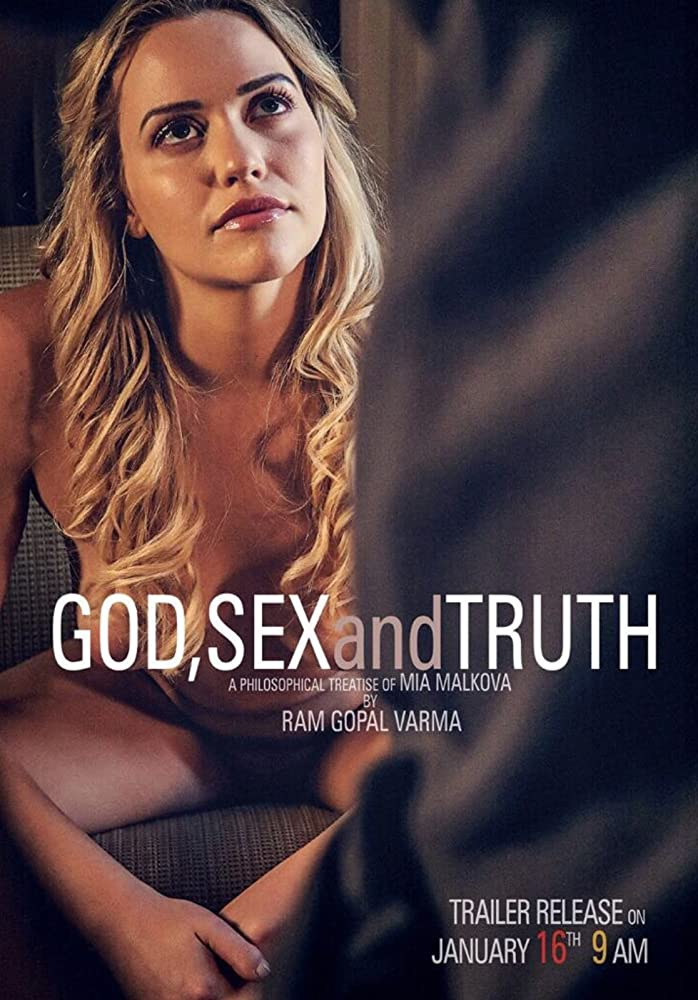 18+ God, Sex and Truth (2018) English 720p HDRip x264 150MB