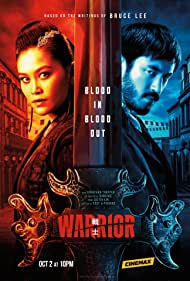 Dianne Doan and Andrew Koji in Warrior (2019)