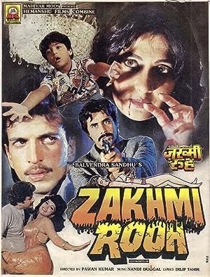 Zakhmi Rooh movie, song and  lyrics