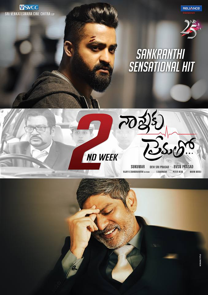 Jr ntr nannaku prematho promotional giveaways
