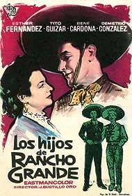 Los hijos de Rancho Grande (1956)