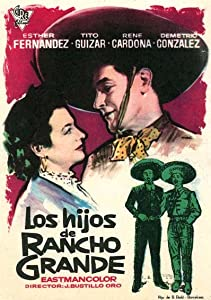 Movies 720p downloads Los hijos de Rancho Grande Mexico [640x352]