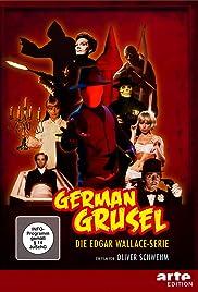 German Grusel - Die Edgar Wallace-Serie Poster