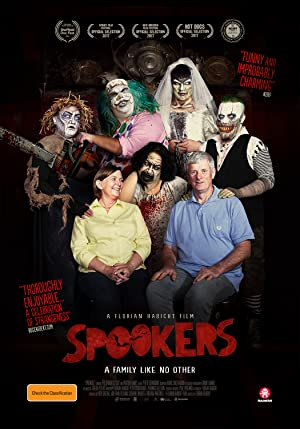 Movie Spookers (2017)