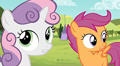 My Little Pony: Friendship Is Magic: Ready To Cheer Us To Victory