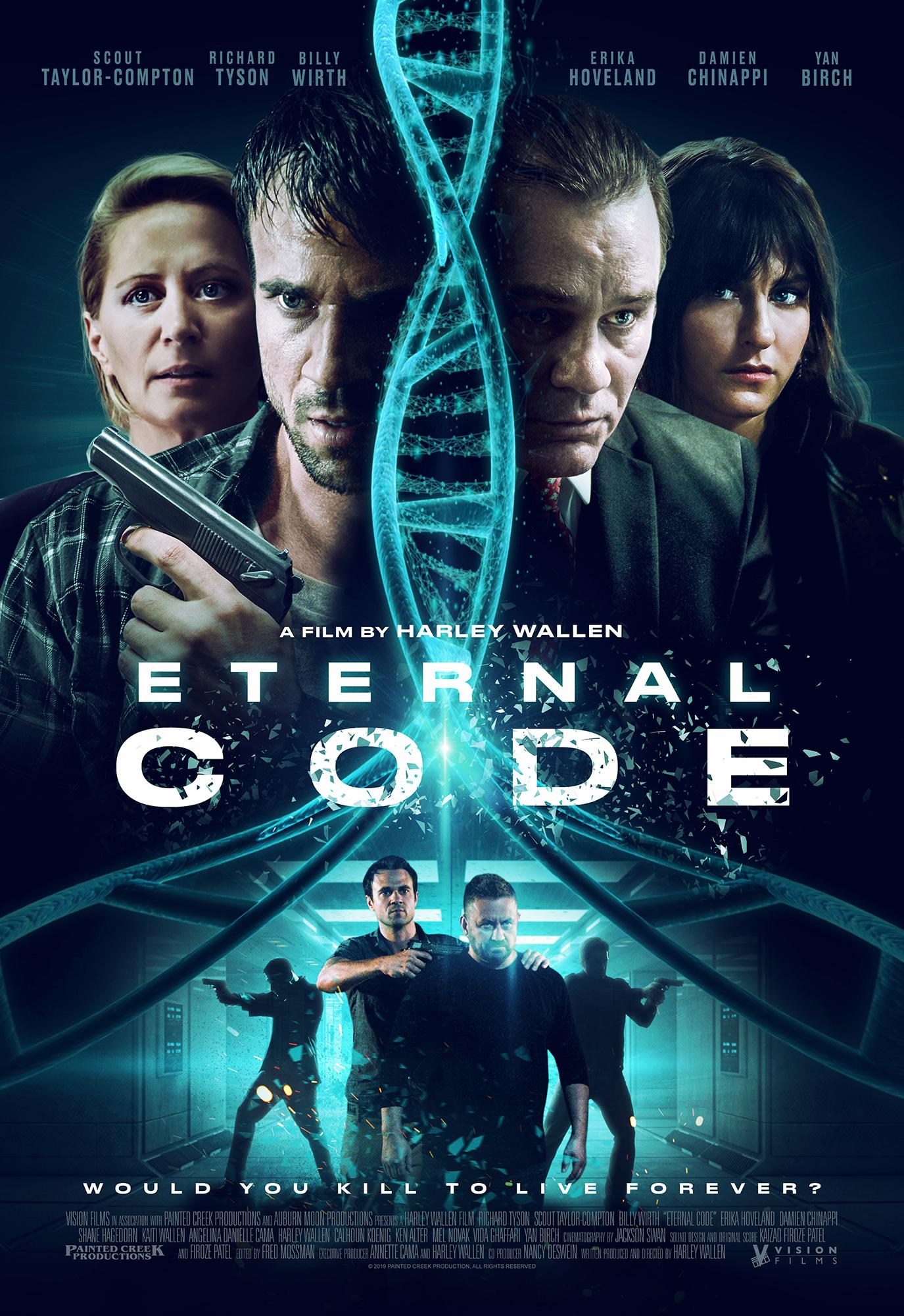 movie 2019 on dvd Eternal Code 2019 IMDb