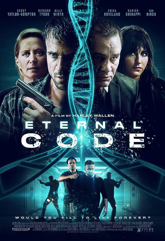 Eternal Code (2019) English Movie 480p HDRip ESubs 300MB