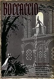 Boccaccio Poster