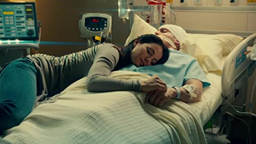Saving Hope: Alex Goes To See Charlie In A Coma. He Doesn't Want Her To Give Up On Him