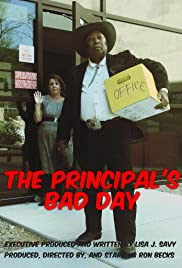 The Principal's Bad Day Poster