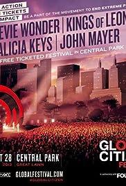 Global Citizen Festival Poster