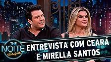 Ceará e Mirella Santos