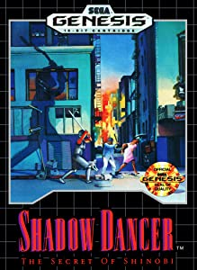 Dvd free movie downloads Shadow Dancer: The Secret of Shinobi by Peter Morawiec [WEBRip]