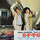 Donald Sutherland and Elliott Gould in S*P*Y*S (1974)