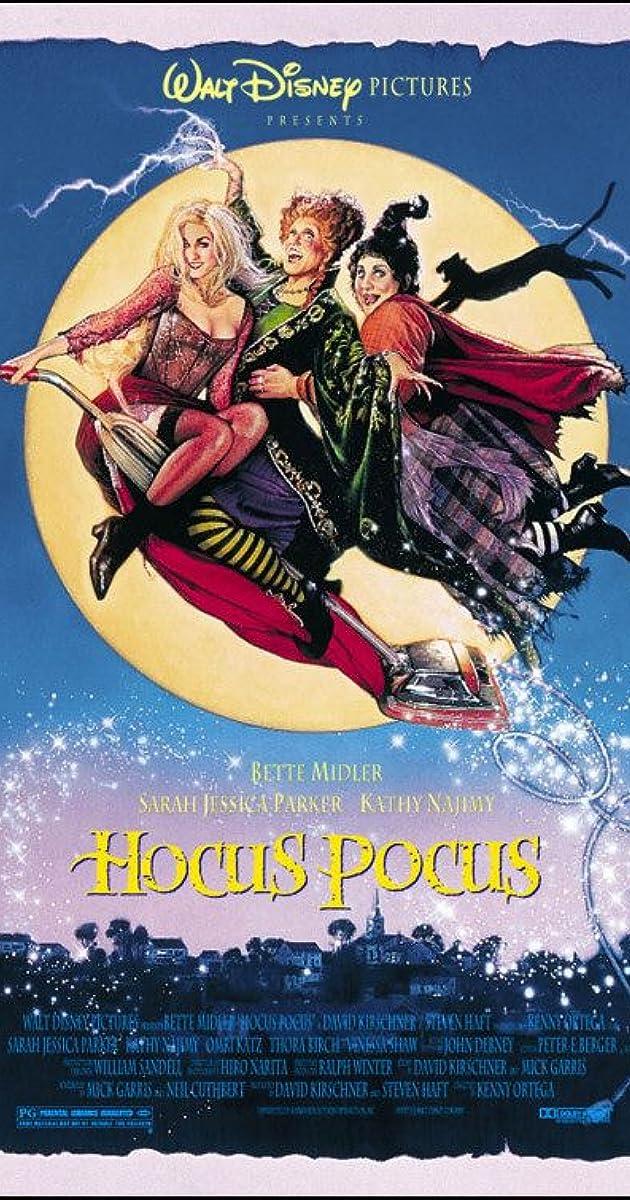 Hocus Pocus (1993) - IMDb