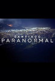 Santiago Paranormal Poster
